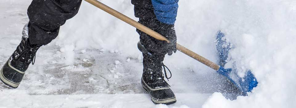 SNOW REMOVAL AND ICE MELT NOW AVAILABLE!